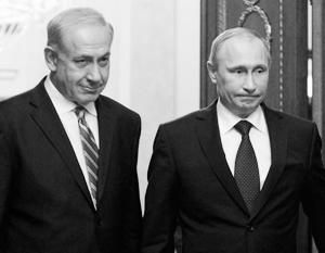 Биньямин Нетаньяху попытается объясниться с Владимиром Путиным