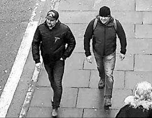 «Расследователи» утверждают, что Петрова и Боширова арестовали в Нидерландах