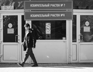 Кандидат от КПРФ Коновалов набрал в первом туре 44,8%, действующий глава Хакасии Виктор Зимин – 32,42%