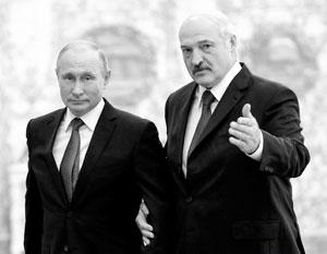 В каких бы организациях ни состояли Москва и Минск, сложные вопросы решаются только на переговорах Путина и Лукашенко