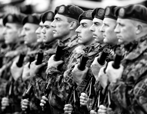Сербская армия переведена в режим боевой готовности