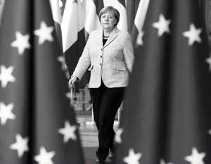 Ангела Меркель хочет сделать Евросоюз более управляемым