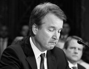 Скандал вокруг судьи Кавано (на фото он плачет во время слушаний в Сенате США) обнажил большие проблемы американской судебной системы