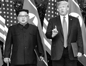Ким и Трамп остались без премии