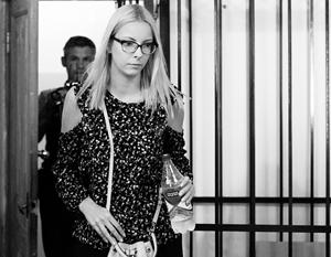 Фигурант скандального «дела о репосте» Мария Мотузная может надеяться на смягчение участи
