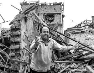 Неужели Сербия способна забыть натовские бомбежки?