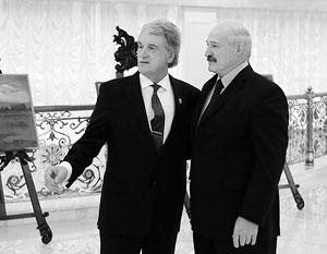 Зачем-то Лукашенко понадобился позабытый лидер оранжевой революции