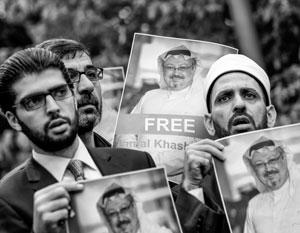 Многие в Турции уверены в том, что опальный журналист казнен прямо в здании саудовского консульства
