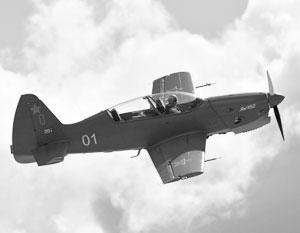 Як-152 станет новой «летающей партой» летчиков-курсантов