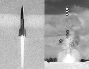 История РВСН длиной в 70 лет: от легендарной Р-1 до ракеты «Сармат»
