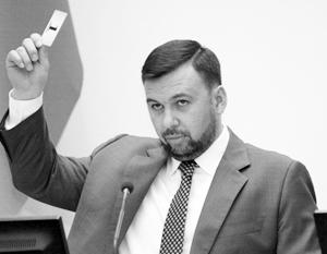 «По-настоящему нас беспокоит отток специалистов», – признается Пушилин