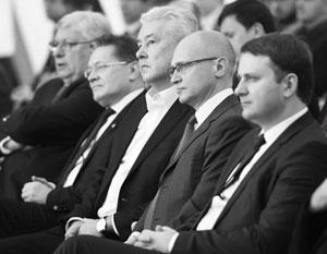 Среди наставников «Лидеров России» будут Максим Орешкин, Сергей Кириенко и Сергей Собянин