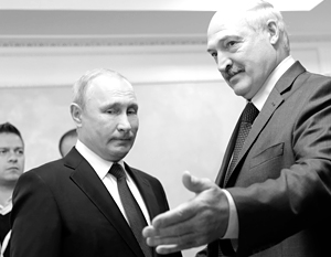 Переговоры России и Белоруссии еще не окончены