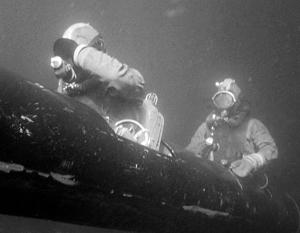 Экипировка бойцов морского спецназа всегда была полностью отечественной и только недавно начала пополняться иностранными образцами