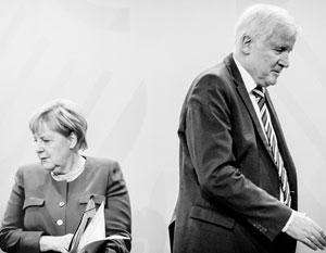 Меркель теперь спасет только чудо
