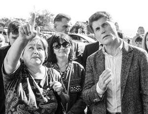 Как Олег Кожемяко идет на выборы «с открытым забралом»