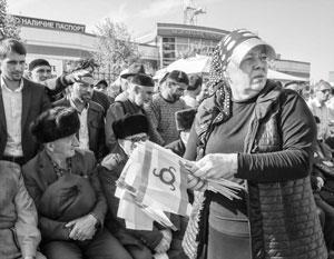 Противостояние в Ингушетии удается постепенно разрядить