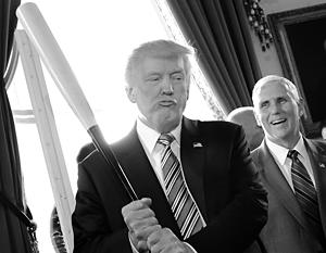 Дональд Трамп любит повторять один и тот же прием