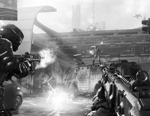 Фото: Call of Duty: Black Ops III/Treyarch