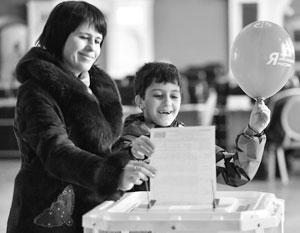 Изменения в избирательной системе России происходят регулярно