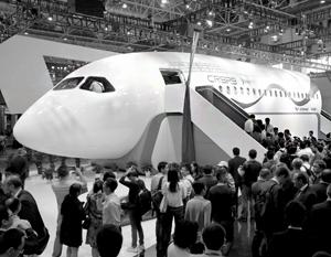 Новый российско-китайский самолет заподозрили в плагиате