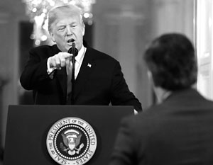 Без «русского вмешательства» враги Трампа окажутся перед более страшным вызовом