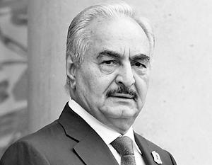 Маршал Хафтар дает понять, что он в состоянии остановить семилетнюю разрозненность Ливии