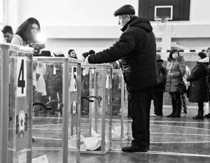 По данным ЦИК, явка в ДНР превысила 80%, в ЛНР – около 77%