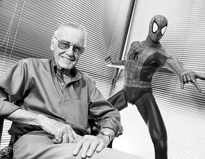 Человек-паук считается самым популярным персонажем Стэна Ли. Но Ли создал и нечто большее