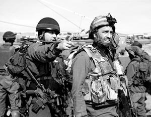 Израильский военный спецназ считается подразделением крайне высокого уровня