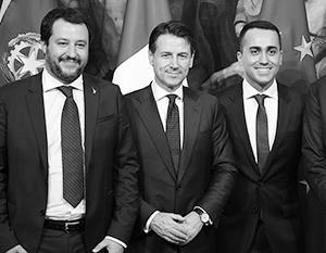 «Сборная» итальянского правительства готова выдержать «пенальти» Евросоюза
