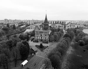 Калининград действительно имеет прусские корни, однако это еще не повод ставить под вопрос его принадлежность России