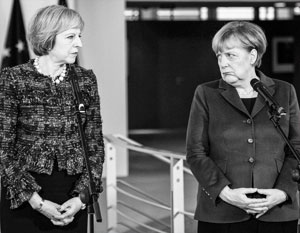 Позиции Терезы Мэй и Ангелы Меркель слабеют едва ли не с каждым днем
