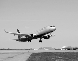 Столкновение авиалайнера с человеком на взлетно-посадочной полосе (ВВП) аэропорта Шереметьево могло привести к крушению авиалайнера или крупной катастрофе