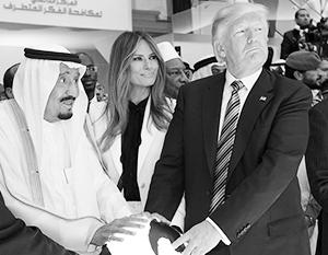 Дональд Трамп поблагодарил Саудовскую Аравию за снижение цен на нефть