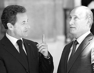 Стоит ли верить в искренность Саркози, нахваливающего Россию