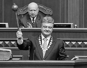 Петр Порошенко сделал шаг к узурпации власти