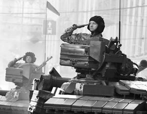 Бравая украинская армия вполне в состоянии решиться на самоубийственный шаг и начать реальные боевые действия против России