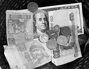 Украинская провокация в Азовском море бьет по рублю