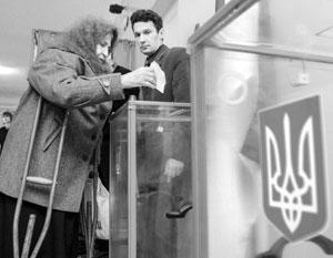 Киев делает все, чтобы украинские президентские выборы были как можно менее честными и прозрачными