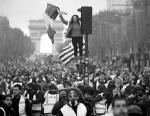 Франция беспорядки