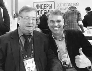 Наставником Дмитрия Новикова стал бывший глава правительства Сергей Степашин
