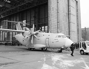 Ил-112В заменит самолеты семейства Ан в российской военно-транспортной авиации