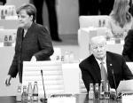 Немцы относятся к США еще хуже, чем Меркель к Трампу