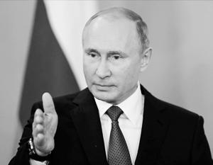Путин ответил на козни киевских властей упрощением режима пребывания в России для граждан Украины