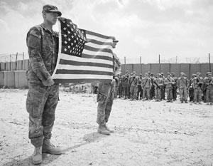 Пребывание США в Афганистане оказалось отнюдь не прогулкой
