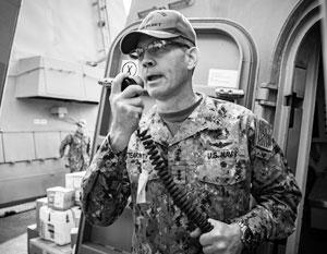 Вице-адмирал Скотт Стирни покончил с собой, но о причинах произошедшего Пентагон ничего не сообщает