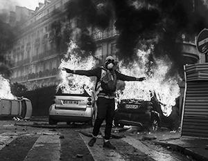 Фото: Etienne Laurant/EPA/ТАСС