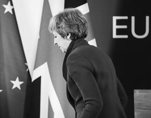 То, что согласовали Мэй и ЕС, – это не очень удачный компромисс