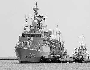 Турецкий флот и российский ЧФ сейчас находятся примерно в одинаковом положении